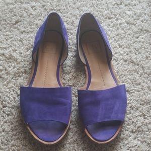 Dolce Vita Shoes - Dolce Vita Blue Flats